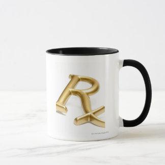 Rx drug sign mug