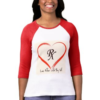 RX LOVE READ SLEEVE SHIRT