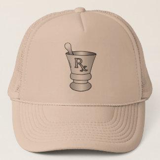 RX Mortar Pestle trucker hat