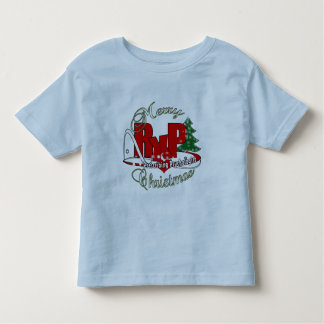 RxP Christmas Prescribing Psychologist. Tee Shirt