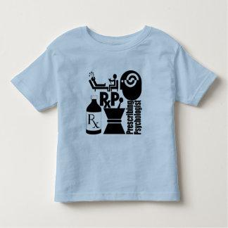 RxP LOGO Prescribing Psychologist. Tshirts