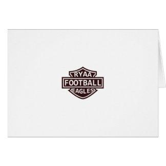 RYAA Football Card