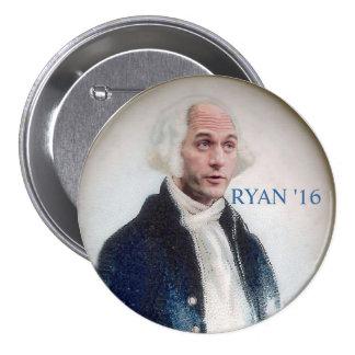 Ryan '16 pinback button
