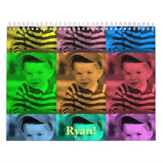 Ryan Calendar