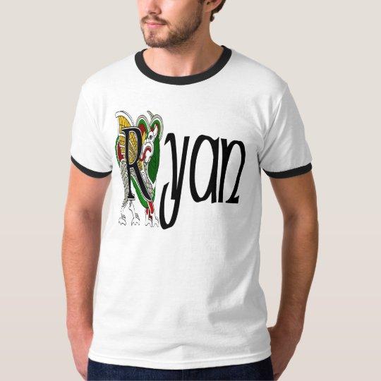 Ryan Celtic Dragon T-Shirt