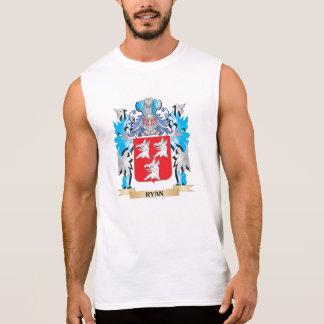 Ryan Coat of Arms - Family Crest Sleeveless Tee