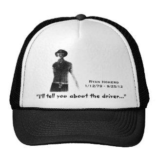 Ryan Driver Hat