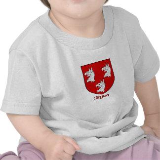 Ryan Family Shield Tee Shirt