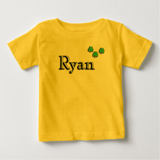 Ryan Irish Baby T-Shirt