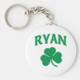 Ryan Irish Keychain