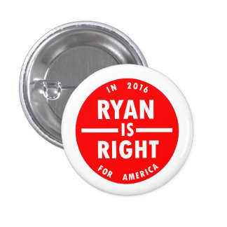 Ryan is Right Button