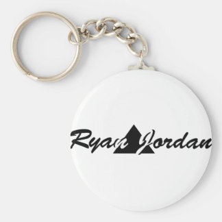 Ryan Jordan Fan Merchandise Key Chains