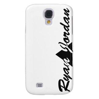 Ryan Jordan Fan Merchandise Samsung Galaxy S4 Case