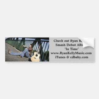 Ryan Kelly Music - Bumper Sticker - Bridge Car Bumper Sticker