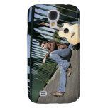 Ryan Kelly Music - iPhone 3G - Guitar Samsung Galaxy S4 Cover