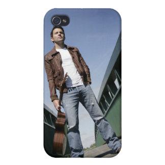 Ryan Kelly Music - iPhone 4 - Bridge iPhone 4 Cases