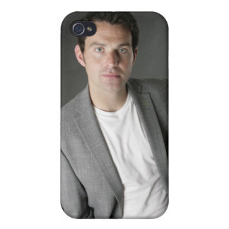 Ryan Kelly Music - iPhone 4 - Grey iPhone 4 Cover