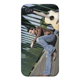 Ryan Kelly Music - iPhone 4 - Guitar Case For iPhone 4