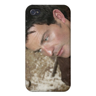 Ryan Kelly Music - iPhone 4 - Leather Jacket Case For iPhone 4