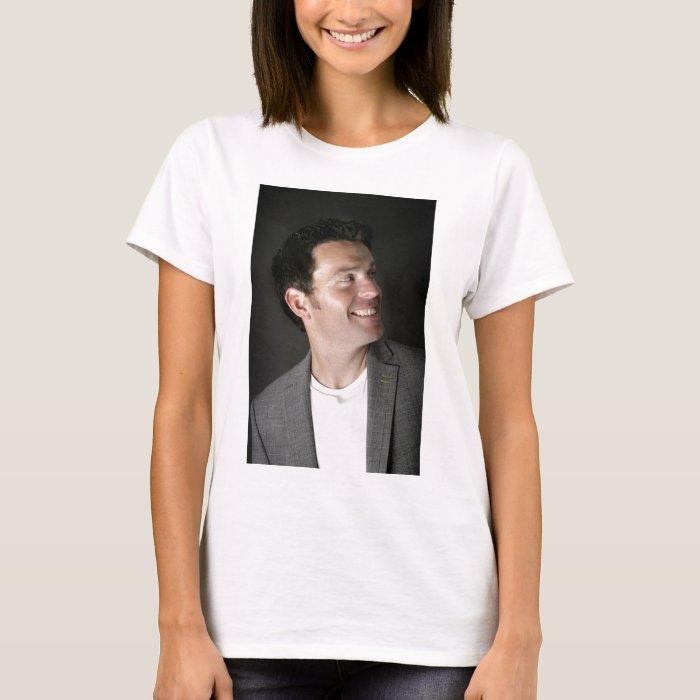 Ryan Kelly Music - Ladies T - Smile T-Shirt