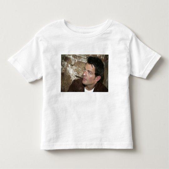 Ryan Kelly Music - Leather -Toddler Toddler T-shirt
