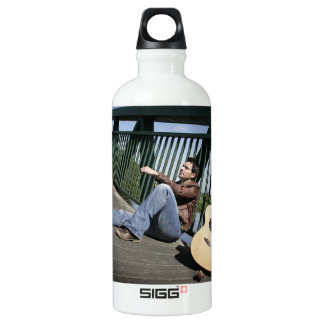 Ryan Kelly Music - Liberty - Guitar Water Bottle