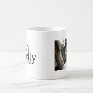 Ryan Kelly Music - Logo Mug - Plain White T