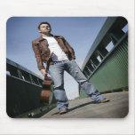 Ryan Kelly Music - Mousepad - Bridge