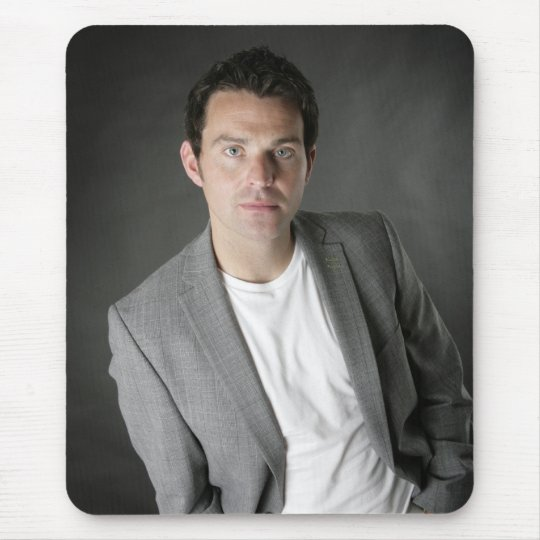 Ryan Kelly Music - Mousepad - Grey