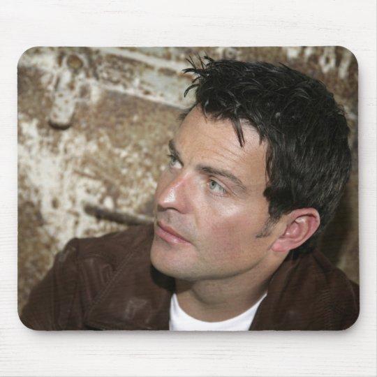 Ryan Kelly Music - Mousepad - Leather Jacket