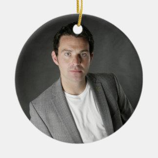 Ryan Kelly Music - Ornament - Grey