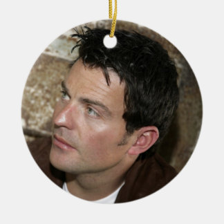 Ryan Kelly Music - Ornament - Leather Jacket