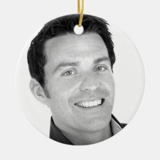 Ryan Kelly Music - Ornament - Up Close