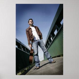 Ryan Kelly Music - Poster - Bridge