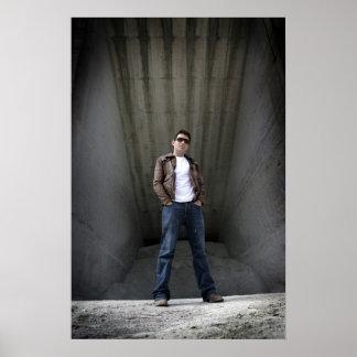 Ryan Kelly Music - Poster - Warehouse