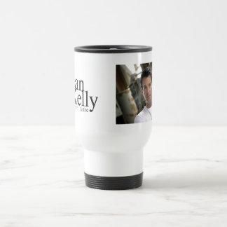 Ryan Kelly Music - Travel Mug - Plain White T