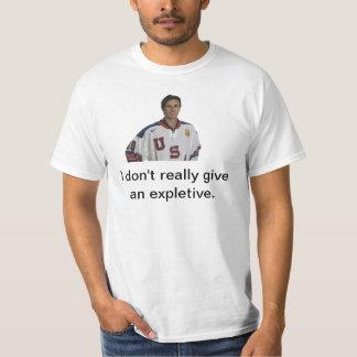 Ryan Miller Expletive T-Shirt