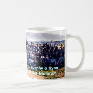 Ryan Murphy gathering 1998, Gleeson, Holohan, M... Classic White Coffee Mug