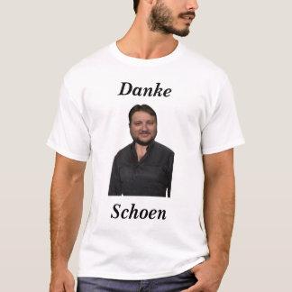 Ryan Newton, Danke Schoen T-Shirt