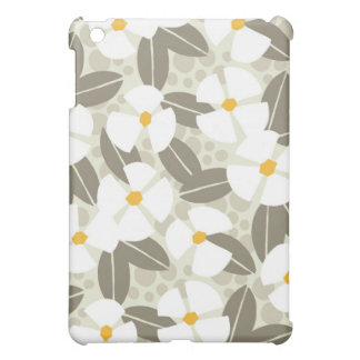 Ryan Pattern Floral iPad Case