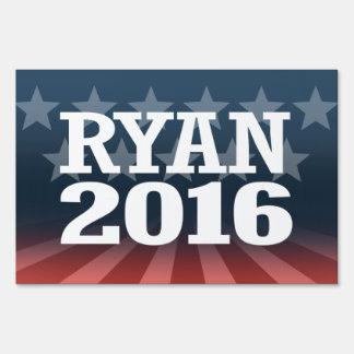 Ryan - Paul Ryan 2016 Letreros