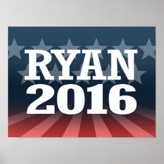 Ryan - Paul Ryan 2016 Poster