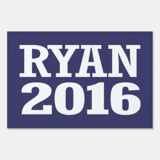 Ryan - Paul Ryan 2016 Señales