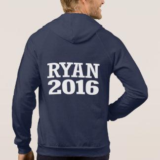 Ryan - Paul Ryan 2016 Sudaderas Con Capucha