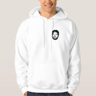 ryan the face staying warm hoodie