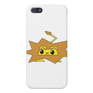 Ryan the Lion Cover For iPhone SE/5/5s