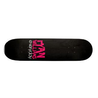 Ryan Williams 1st Pro Model Skateboard Deck