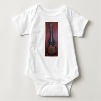 Ryan's Guitar Baby Bodysuit