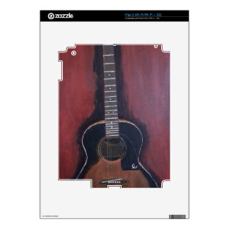 Ryan's Guitar Decals For The iPad 2