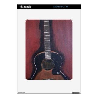 Ryan's Guitar Skin For iPad